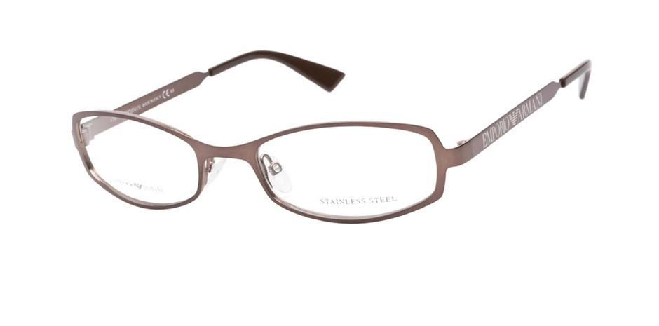 product image of Emporio Armani EA9727 Shiny Brown