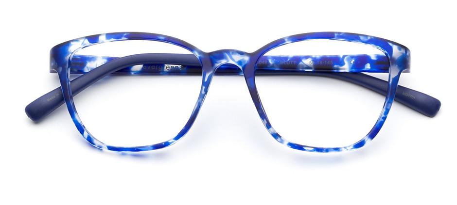 product image of Evergreen 6048-50 Blue Tortoise