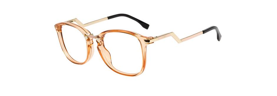 product image of Fendi 0038-50 Peach