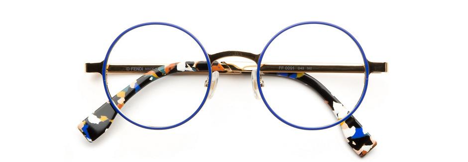 product image of Fendi 0091-47 Rose