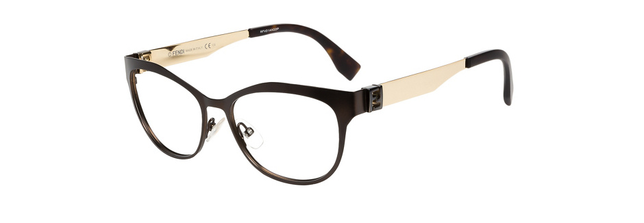product image of Fendi 0114-53 Matte Brown