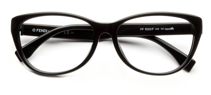 product image of Fendi 1005F-54 Black