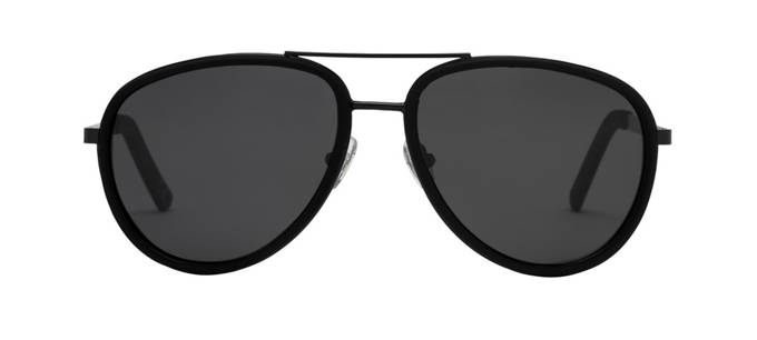 product image of Foster Grant 26362 Black Polarized