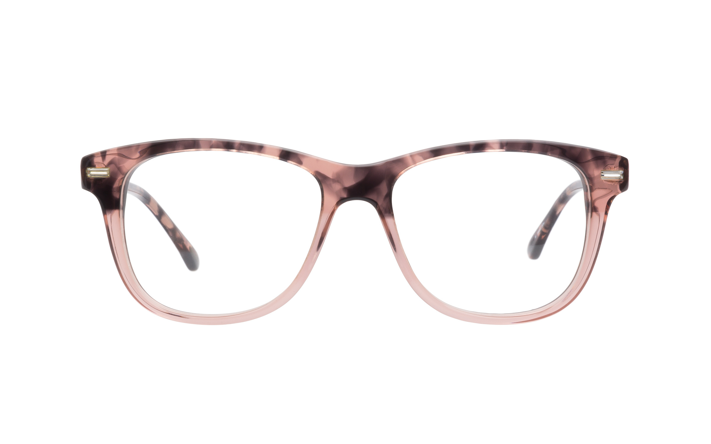Gant_Womens_Pink_Acetate_Rectangular_Glasses__Clearly_Glasses_Online