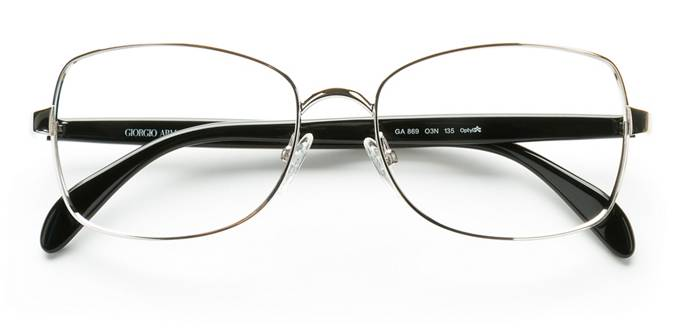 product image of Giorgio Armani GA869 Palladium Crystal Black