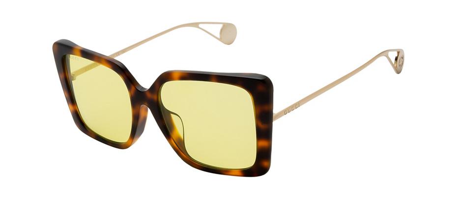 product image of Gucci GG0435SA-54 Havana