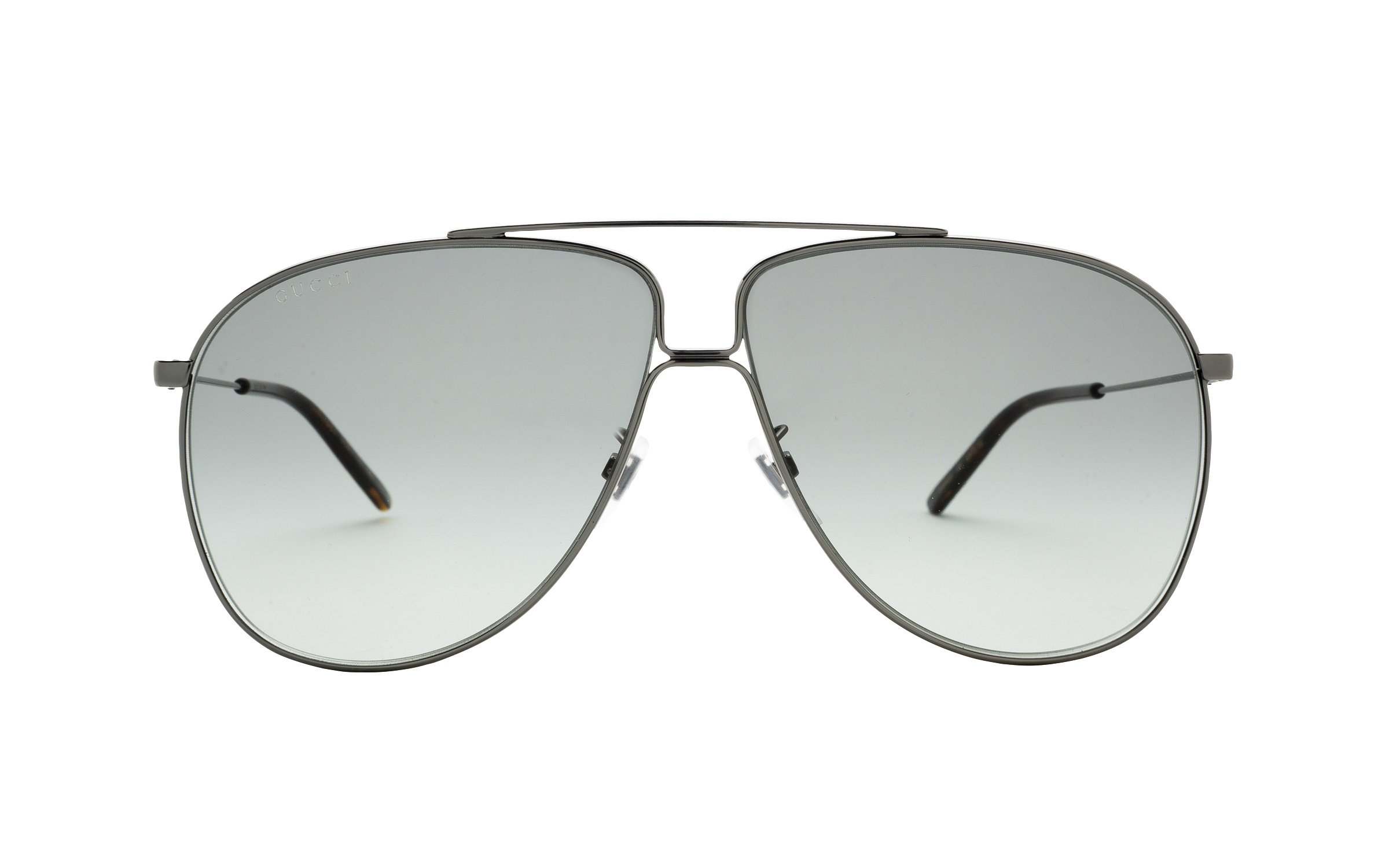 http://www.coastal.com/ - Gucci GG0440S 005 63 Sunglasses in Ruthenium Black | Acetate – Online Coastal