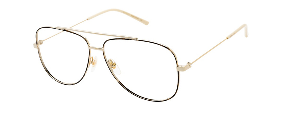 product image of Gucci GG0442O-60 Gold