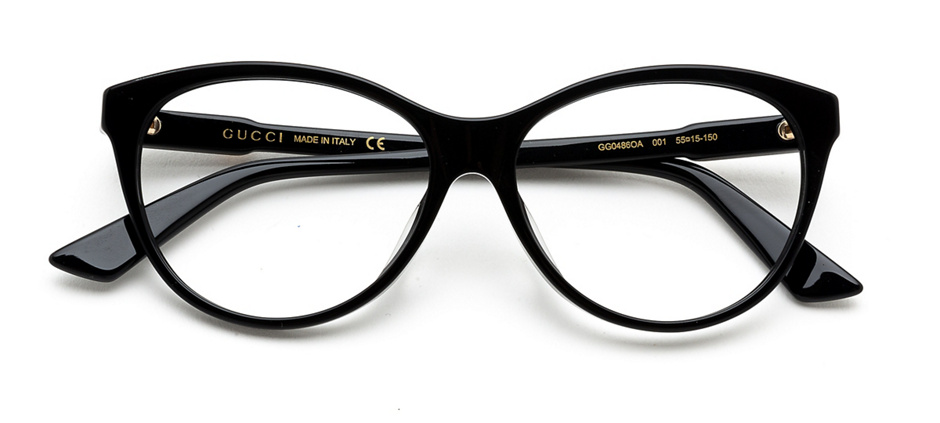 product image of Gucci GG0486OA-55 Black
