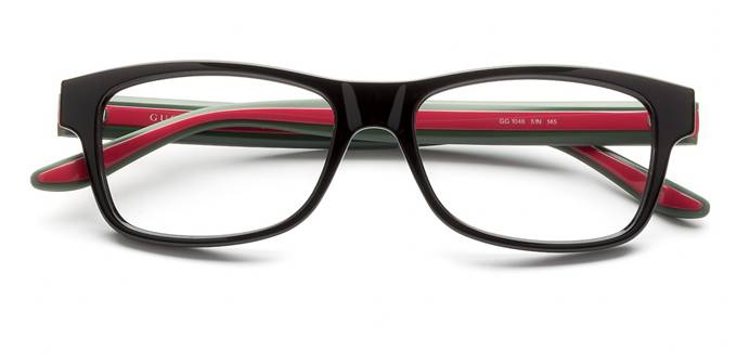 product image of Gucci GG1046-52 Black Green Red
