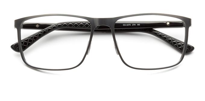 product image of Gucci GG2275-56 Dark Ruthenium