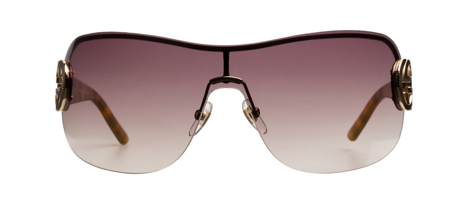 product image of Gucci GG2890S-99 Shiny Brown Havana