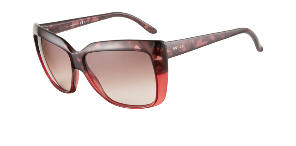 product image of Gucci GG3585S-58 Havana Violet Pink