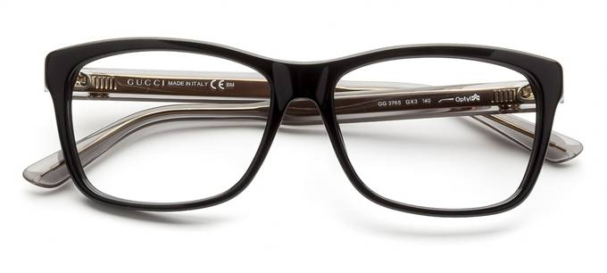product image of Gucci GG3765-53 Black Grey