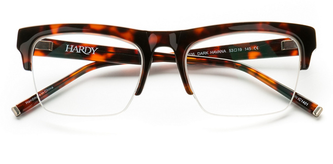 product image of Hardy 9036 Dark Havana
