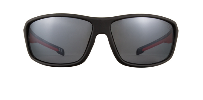 product image of Ironman Precision Black Red Polarized