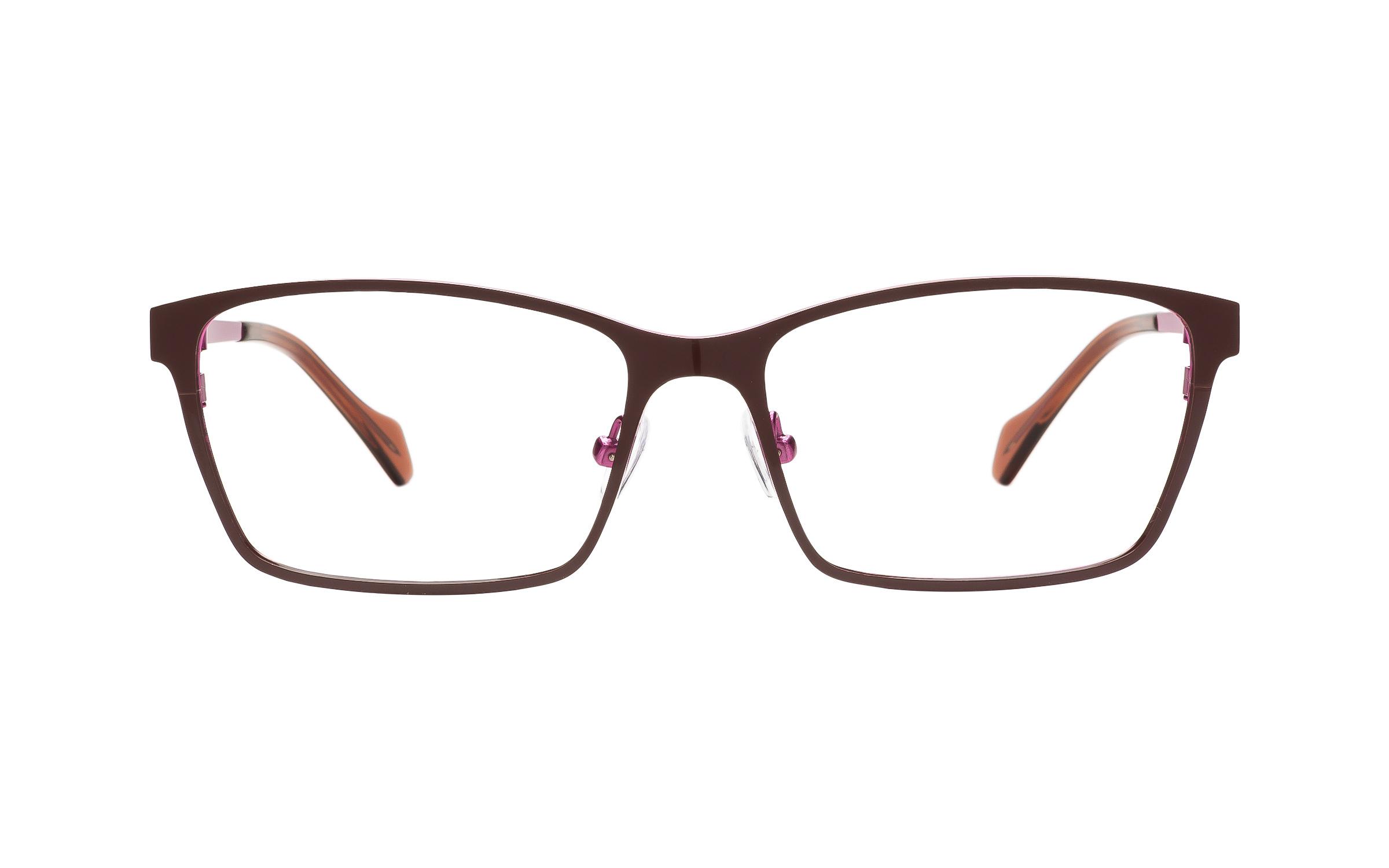 Jai Kudo 560 M03 Toffee Hot Pink Glasses, Eyeglasses & Fr...