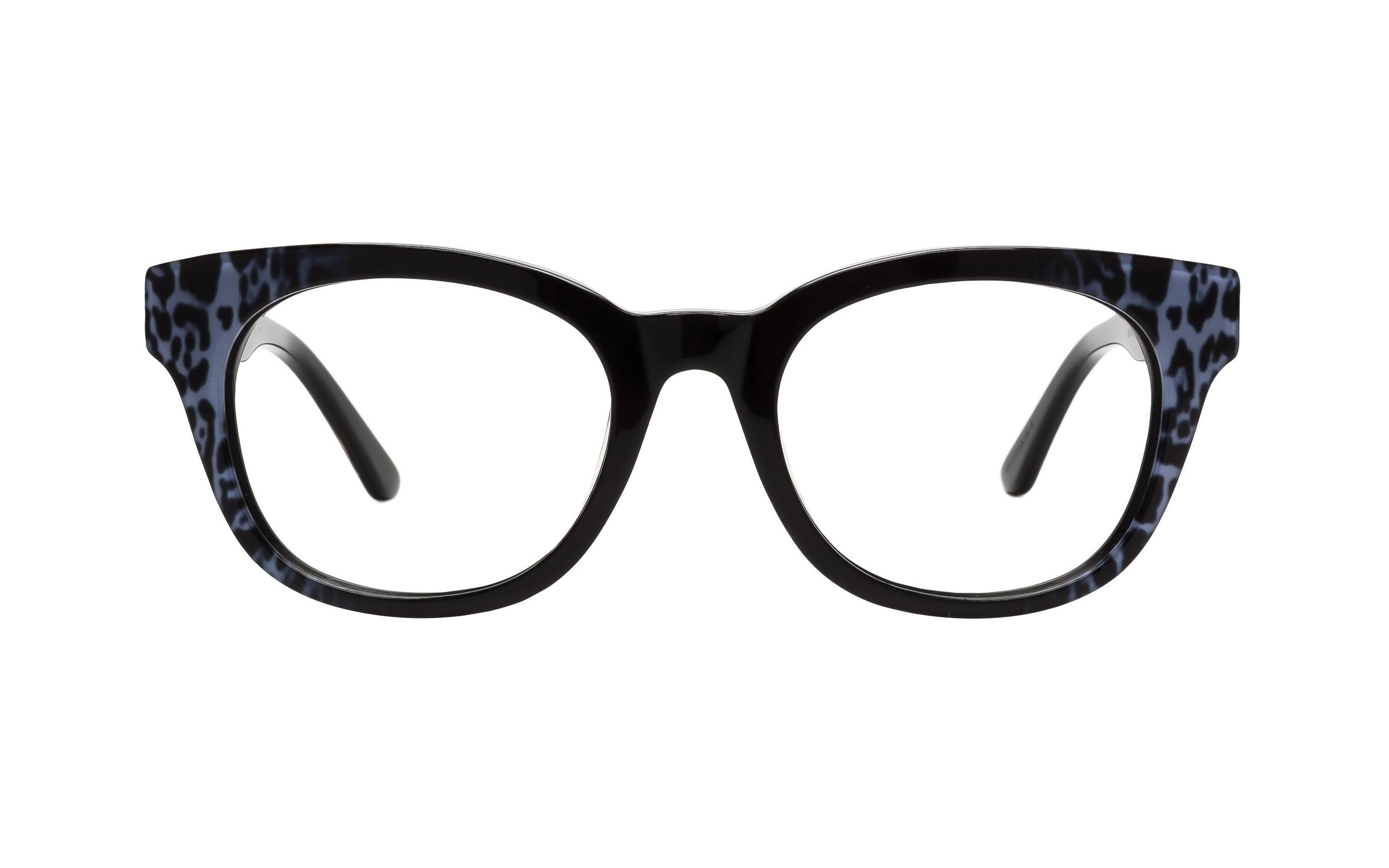 Jessica Simpson J1094 GYAN Grey Animal Glasses, Eyeglasse...