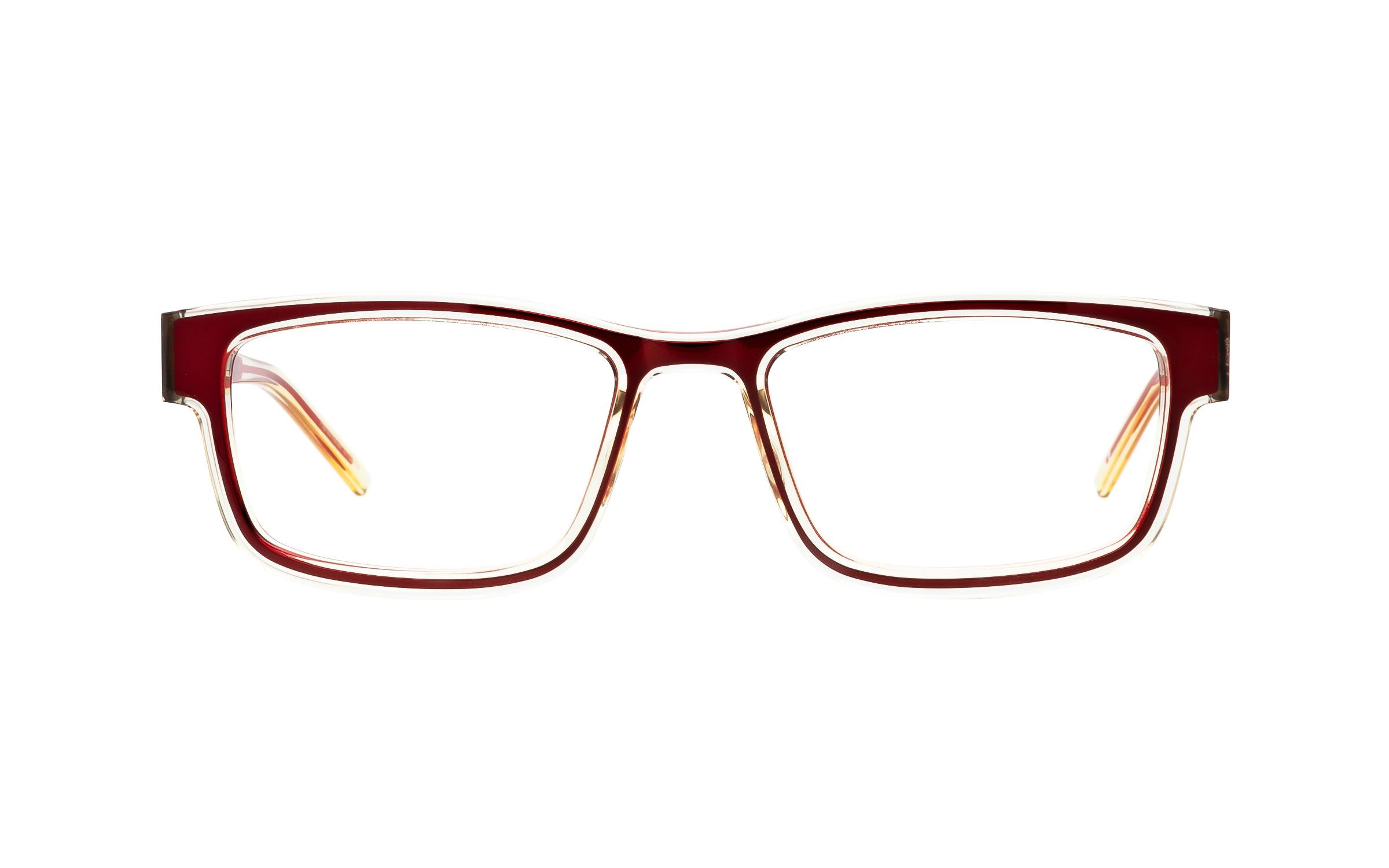 http://www.coastal.com/ - Jhane Barnes Converge BC (54) Eyeglasses and Frame in Brick Red | Acetate – Online Coastal
