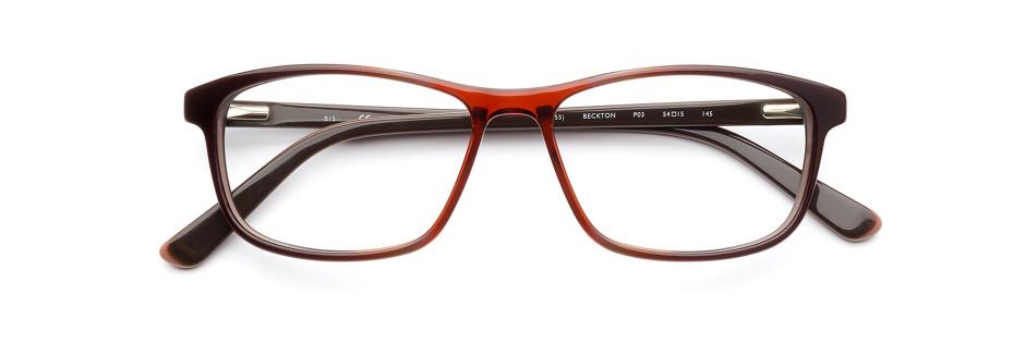 product image of JK London Beckton-54 Brown Orange Fade