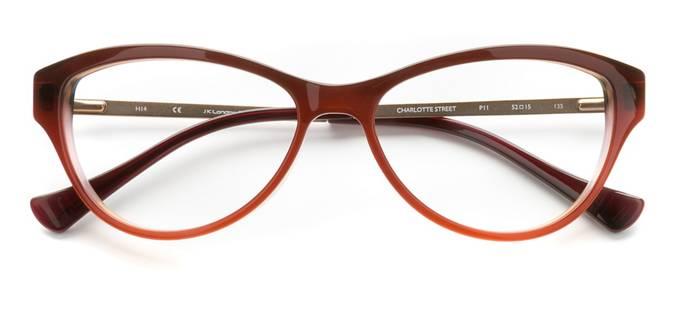 product image of JK London Charlotte-Street Rouge Tan
