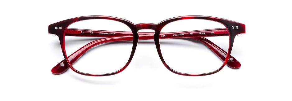 product image of JK London Vigo-Street Red Tortoiseshell