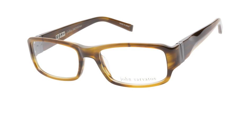 product image of John Varvatos V341 Olive Horn