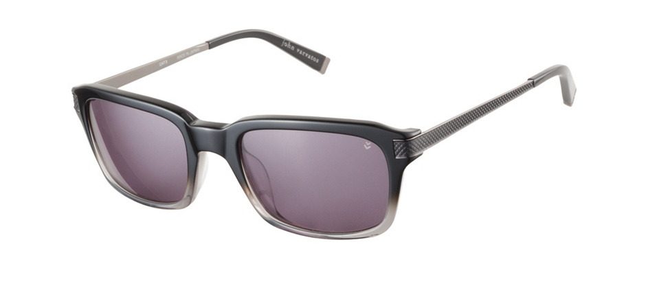 product image of John Varvatos V781-52 Black Gradient
