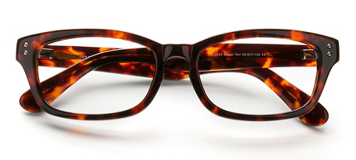 product image of Joseph Marc 4084 Écailles de tortue brunes