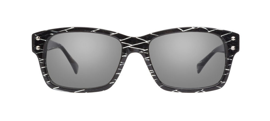 product image of Joseph Marc 4085 Midnight Black Grid
