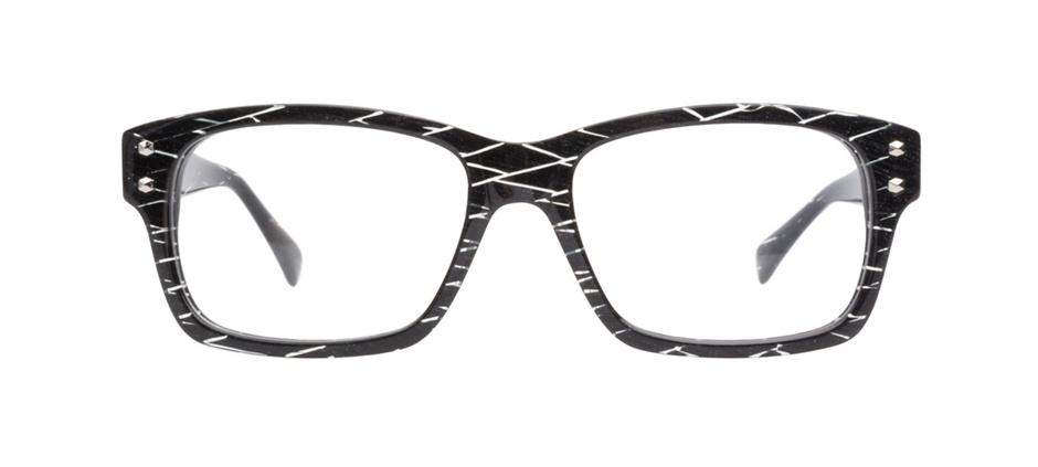 product image of Joseph Marc 4085 Midnight Black Grid