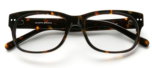 product image of Joseph Marc 4104 Écailles de tortue brunes