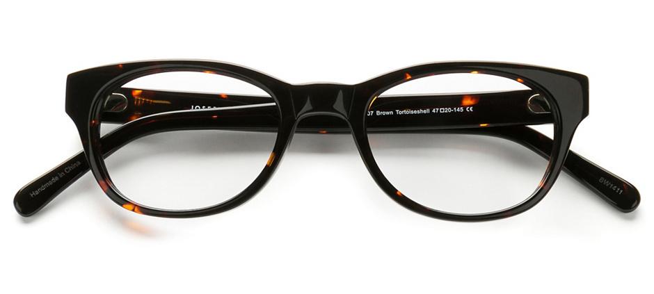 product image of Joseph Marc 4107 Écailles de tortue brunes