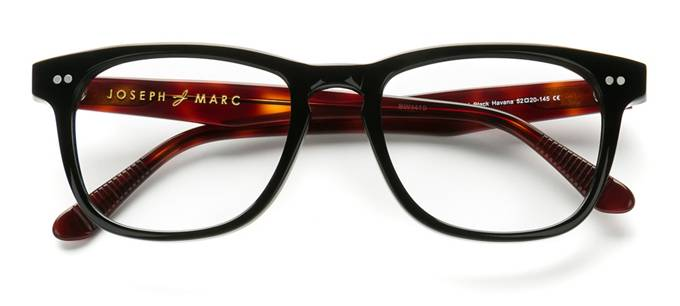 product image of Joseph Marc 4131 Black Havana