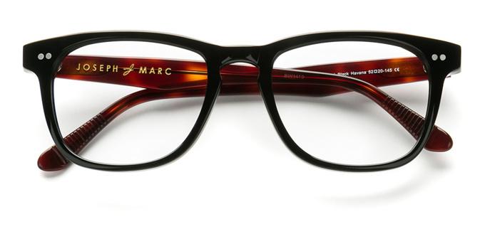 product image of Joseph Marc 4131 Black Havana