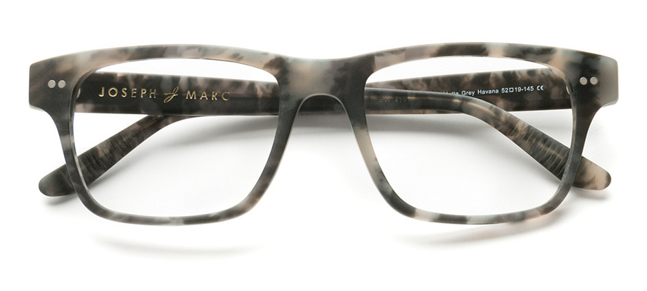 product image of Joseph Marc 4132 Grey Havana