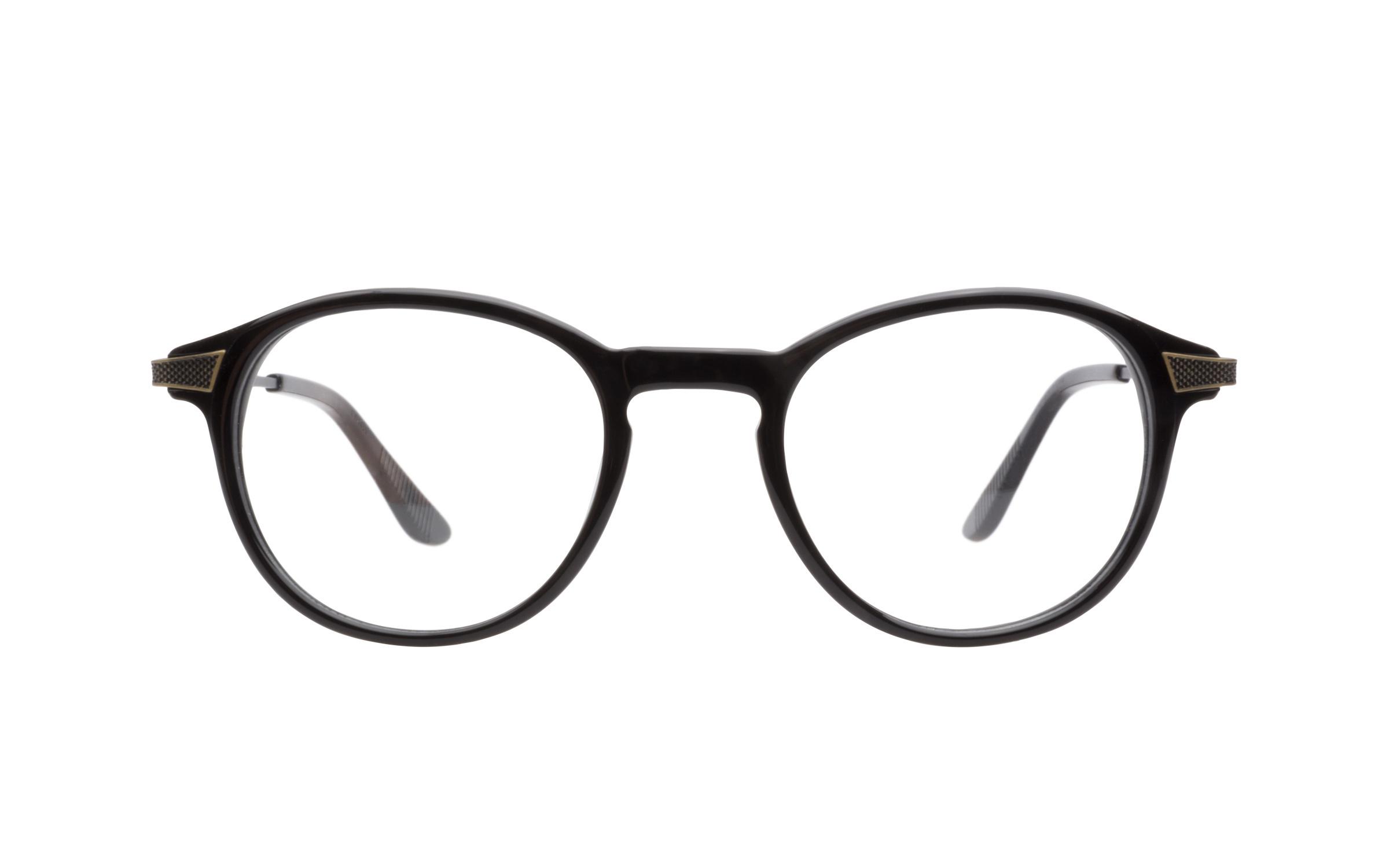 Mens_Round_Glasses_Black_Joseph_Marc_Online_Coastal