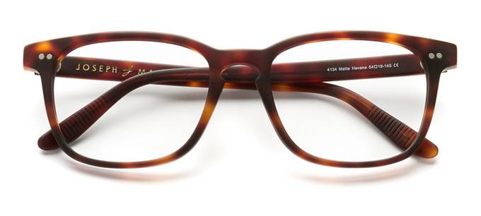 product image of Joseph Marc 4134 Matte Havana