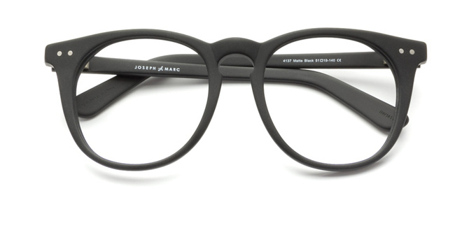 product image of Joseph Marc 4137 Matte Black