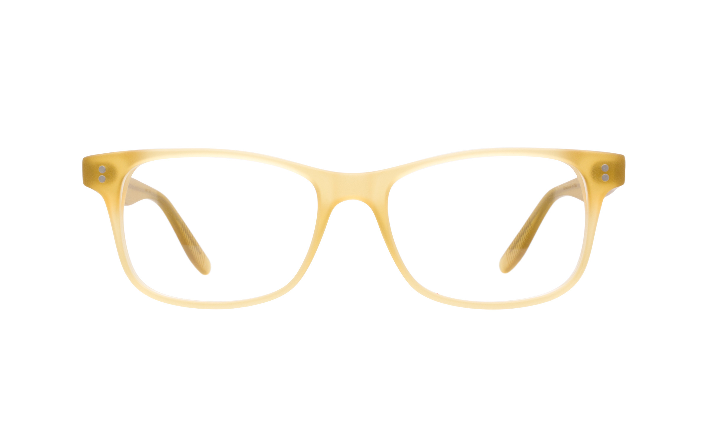 http://www.coastal.com/ - Men's Rectangular Glasses Yellow/Clear/Beige Joseph Marc Online Coastal