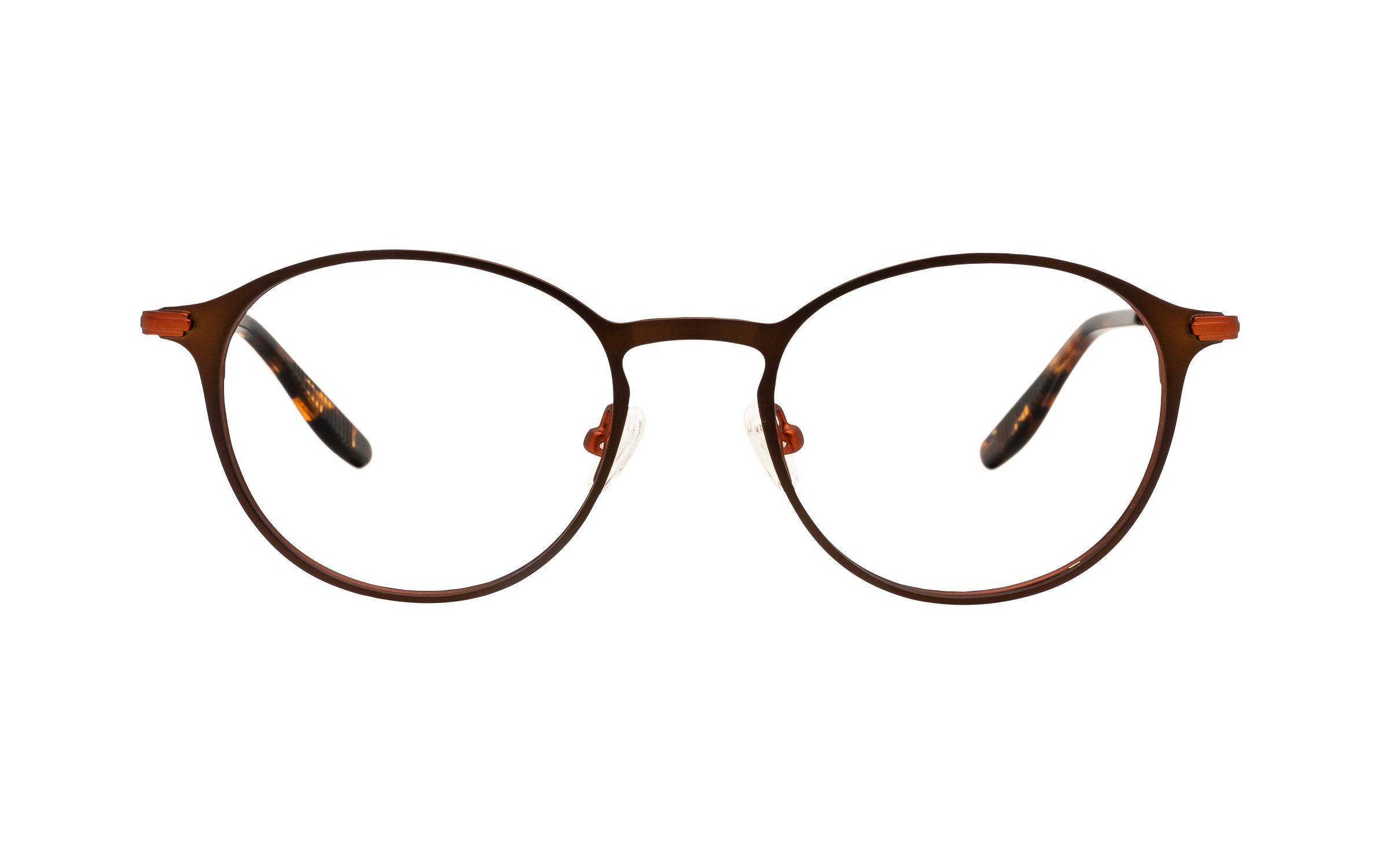 Joseph Marc Avila JM059 C03 (50) Eyeglasses and Frame in Matte Brown | Metal - Online