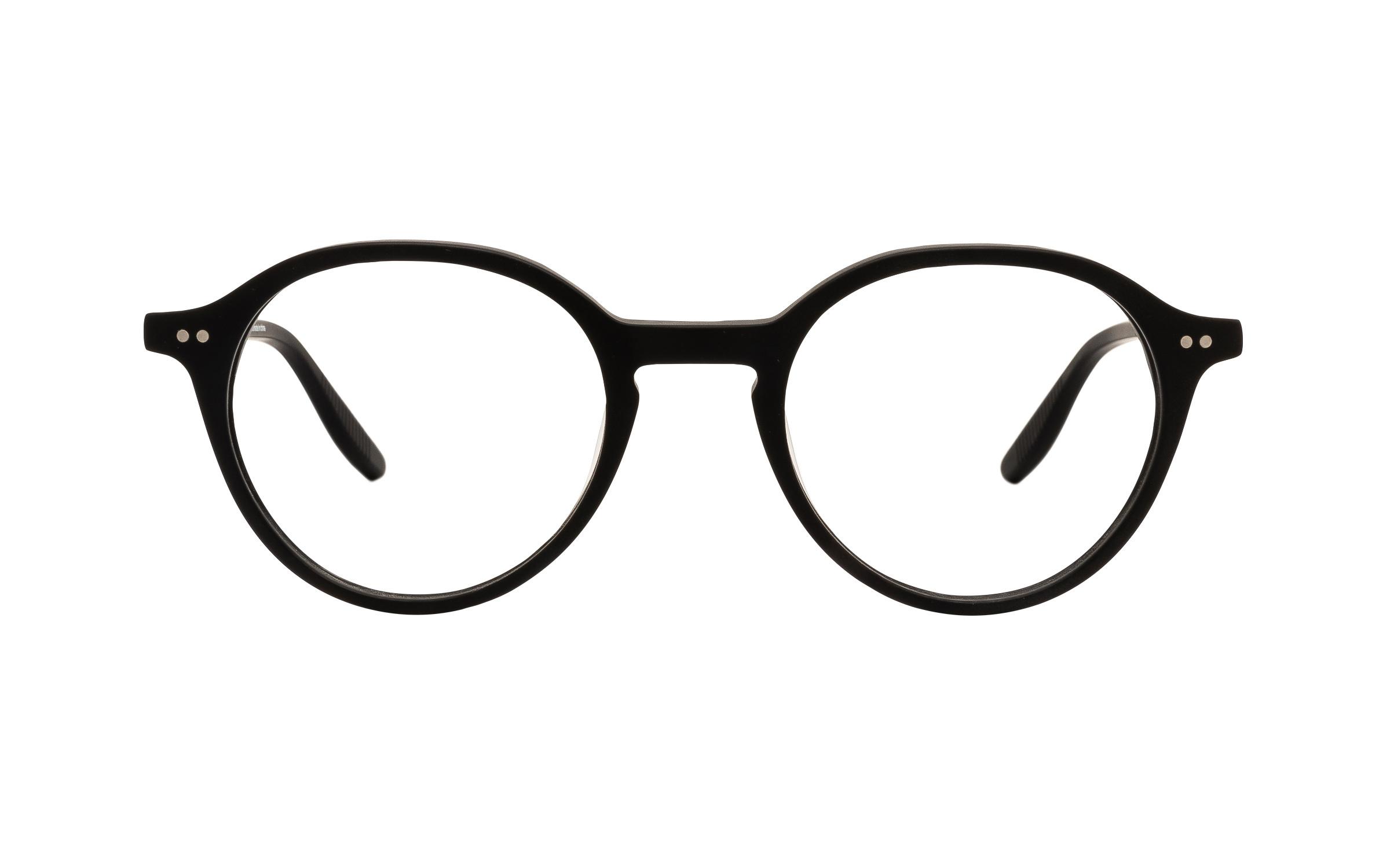 Joseph Marc Bonetta JM060 C01 (49) Eyeglasses and Frame in Matte Black | Acetate/Plastic/Metal - Online