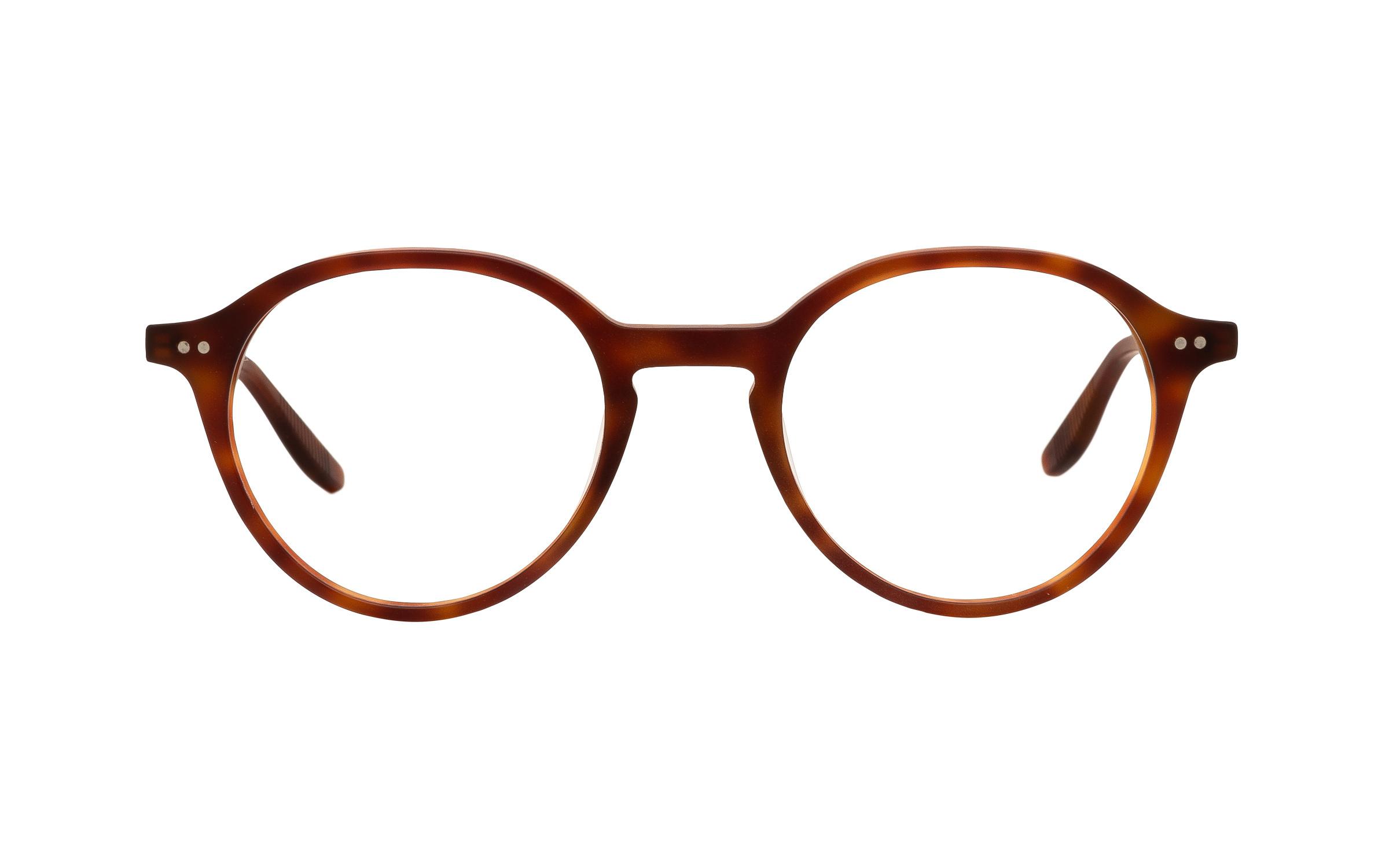 Joseph Marc Bonetta JM060 C04 (49) Eyeglasses and Frame in Matte Brown | Acetate/Plastic/Metal