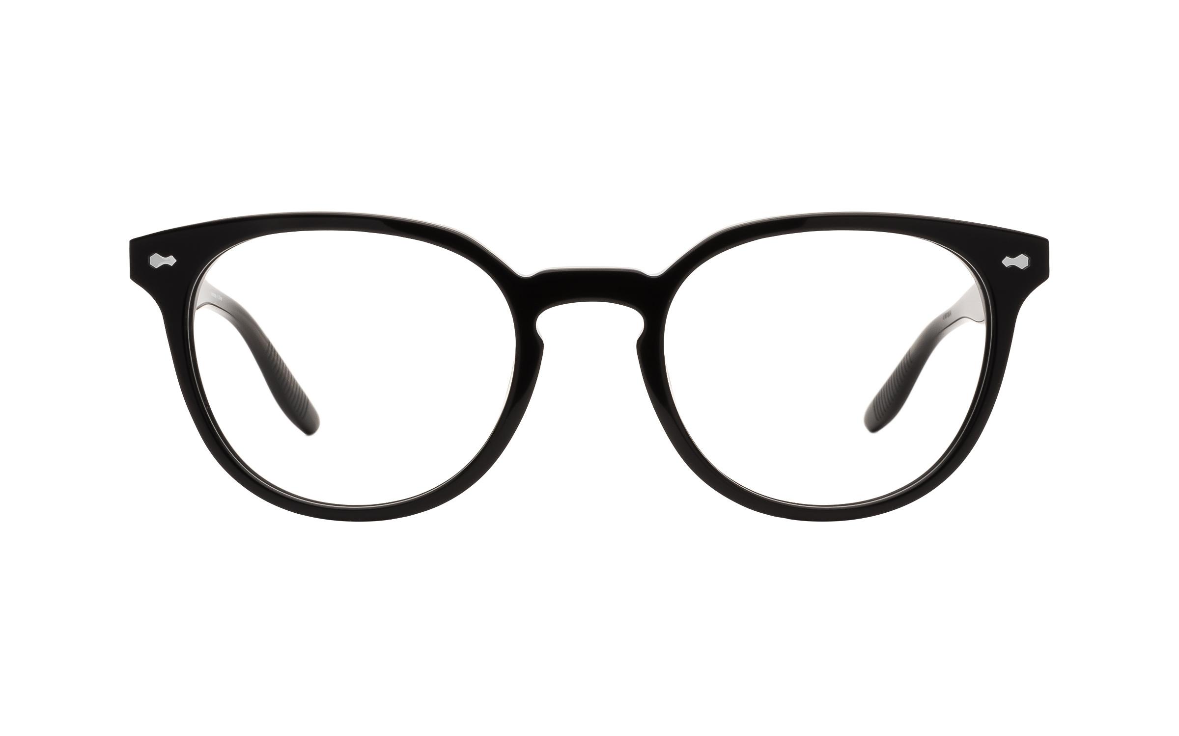 Men's Black Vintage Joseph Marc Glasses - Clearly Glasses Online