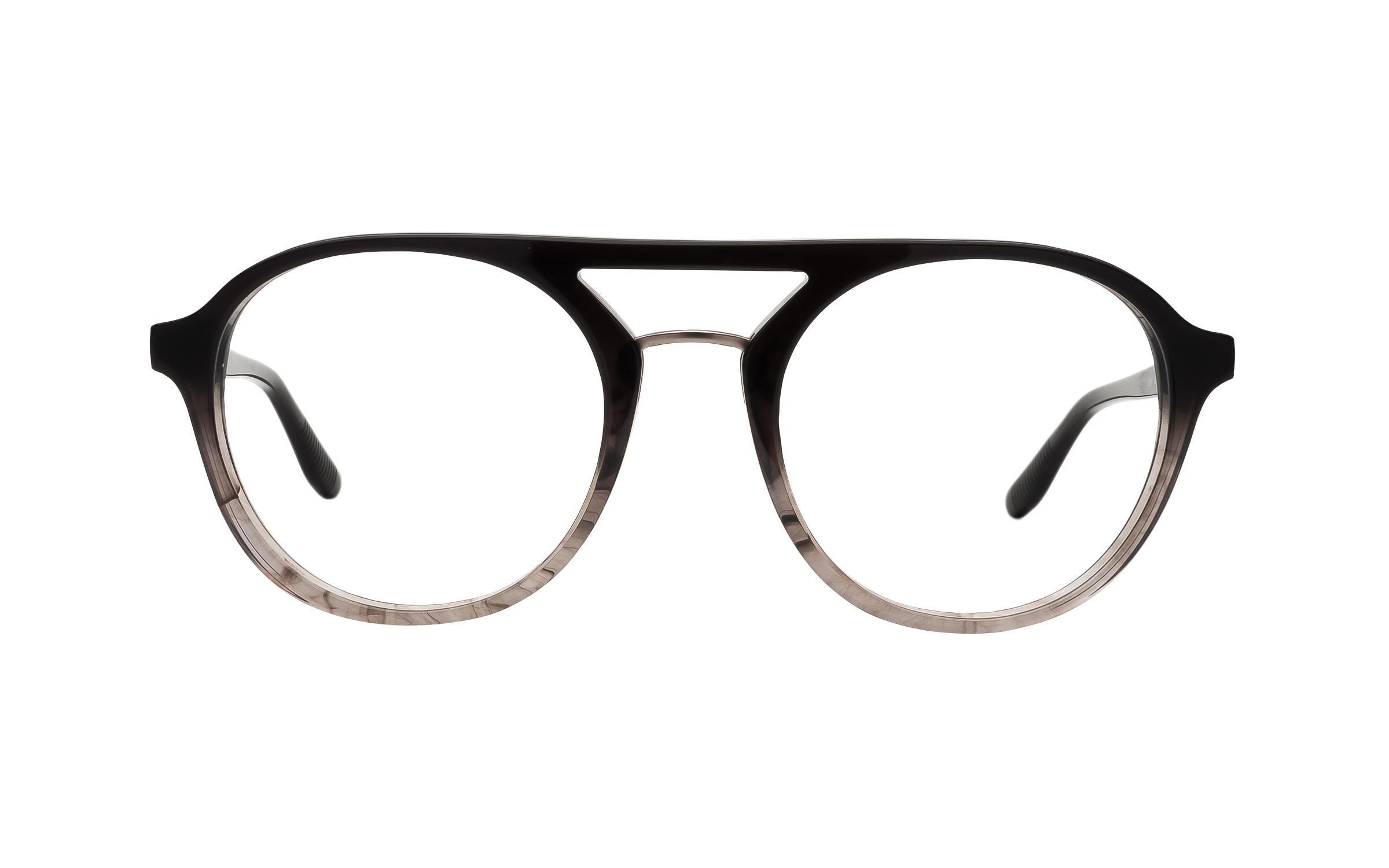 Men's Black, Grey Vintage Joseph Marc Glasses - Clearly Glasses Online