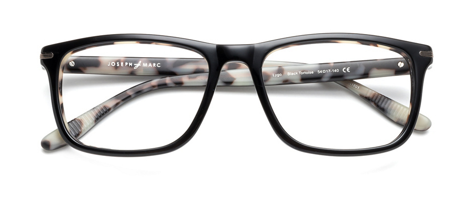 product image of Joseph Marc Lygo-54 Black Tortoise