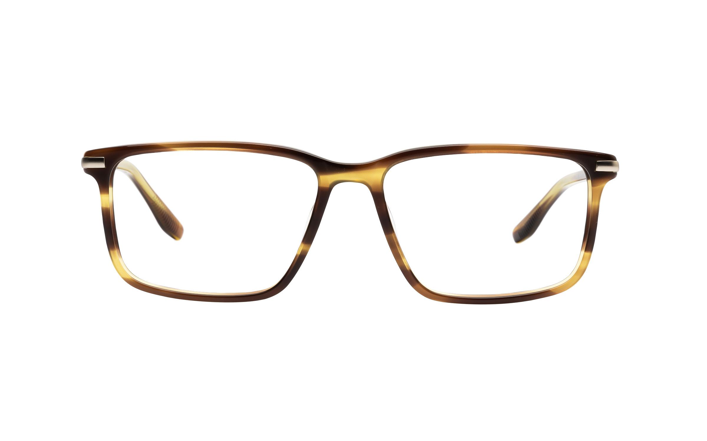 Joseph Marc Men's Marillo (55) Eyeglasses and Frame in Yellow Horn Yellow/Tortoise