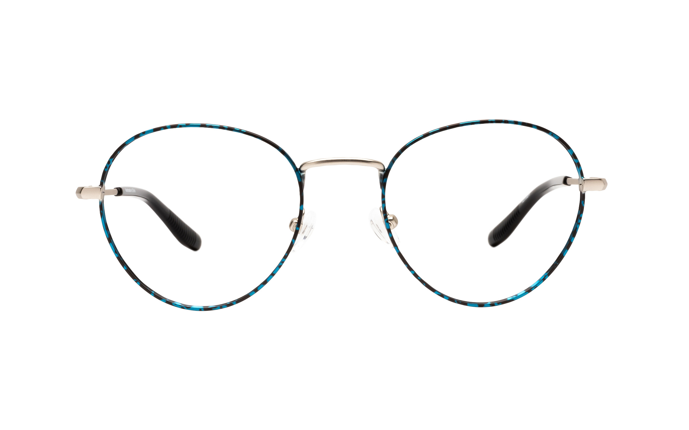Joseph Marc Richards (50) Eyeglasses and Frame in Blue Havana Tortoise/Blue | Acetate/Metal