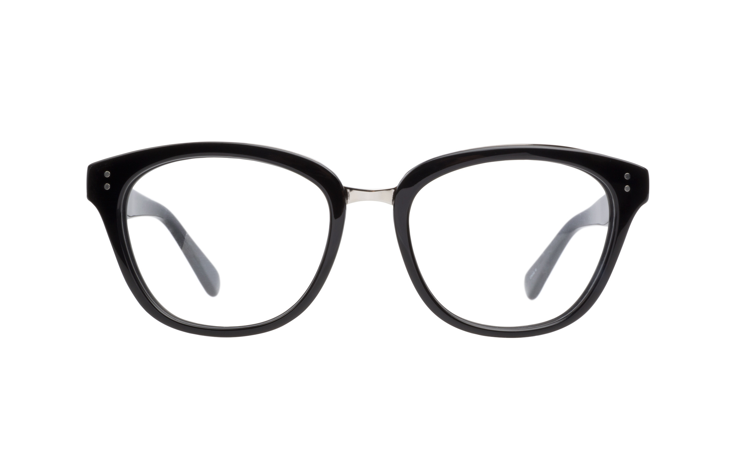 Womens_Clubmaster_Glasses_Black_Kam_Dhillon_Online_Coastal