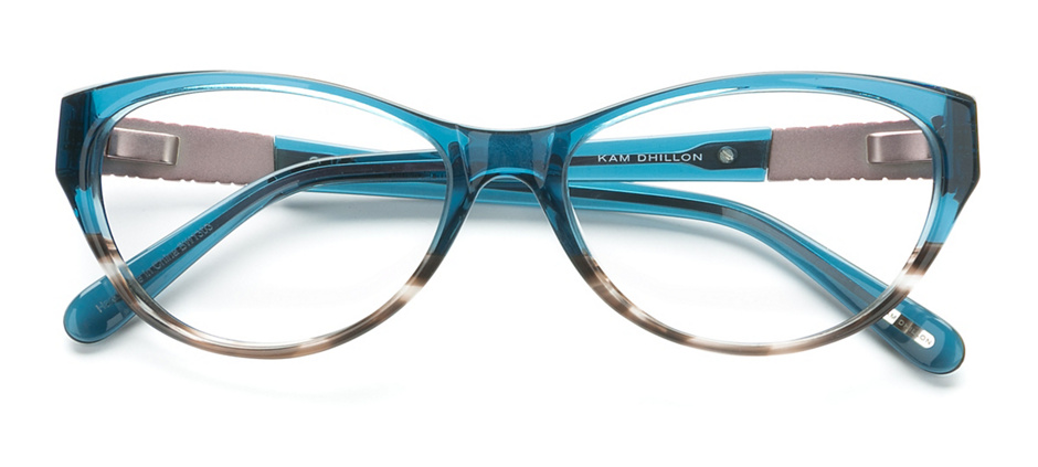 product image of Kam Dhillon 3055 Teal Brown